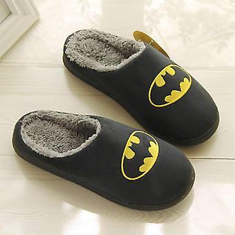 Men's Home Plush House Slippers Lovers Men Adult Slipper Shoe