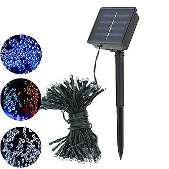 Led String Light Single Color Decoration Light For Christmas Garden Light