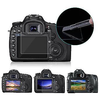 Canon 5d Mark III, Iv, Eos, 6d, 7d için Ekran Protecto temperli Cam