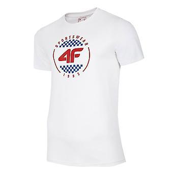 4F TSM022 H4L20TSM02210S universal Sommer Herren T-shirt