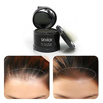 Water Proof Hair Line Powder In Hair Color Edge Control Hair Line Shadow Makeup