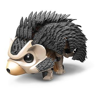 Construct & create robotic hedgehog