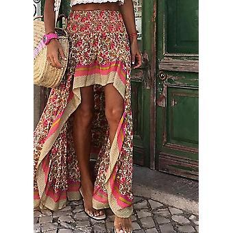 חצאיות ארוכות עם הדפס בוהו