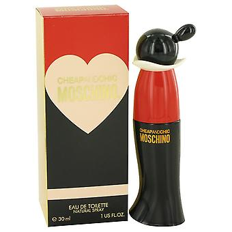 CHEAP & CHIC by Moschino Eau De Toilette Spray 1 oz / 30 ml (Women)