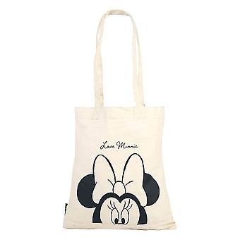 Disney Minnie mus lerret tote bag