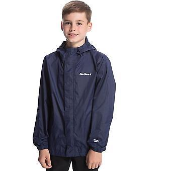Ny Peter storm Kids packable vandtæt jakke Kids coat Navy