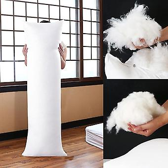 Long Pillow Inner Body Cushion Pad Anime Rectangle Sleep Nap Home Bedroom