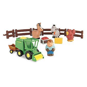 John Deere 1er agriculture récolte amusant temps Playset