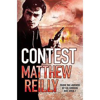 Matthew Reillyn kilpailu - 9780330513425 Kirja