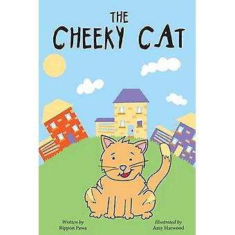 The Cheeky Cat by Amy Harwood - 9781484102114 Book