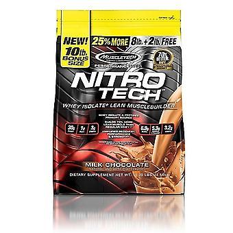 MuscleTech Nitro - Techo
