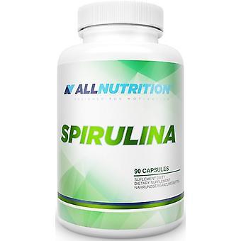 オール栄養スピルリナ90カプセル