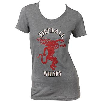 Fireball Whisky Women's Super Soft T-Shirt
