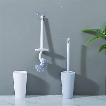 Home Toilet Brush Holder Stand