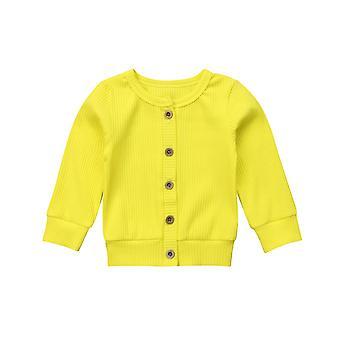 Dětský svetr, kardiganové topy, svetr s dlouhým rukávem