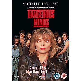 Dangerous Minds DVD