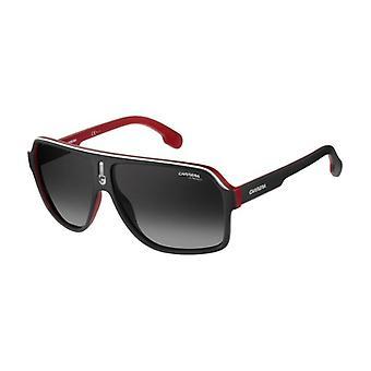 Carrera 1001/S BLX/9O Black Ruthenium-Crystal-Red/Dark Grey Gradient Sunglasses