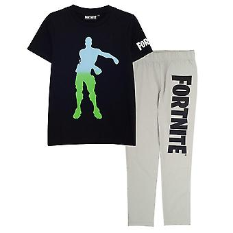 Fortnite Boys Ombre Flossing Emotes Pyjamas Set