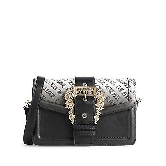 Versace Jeans - Bags - Shoulder bags - E1VWABF1-71899-899 - women - black,white