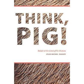 Think Pig by JeanMichel Rabate