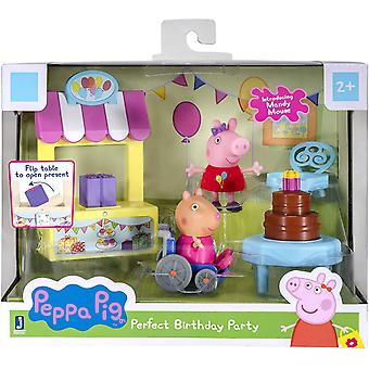 Peppa pig playtime sets - perfect birthday party