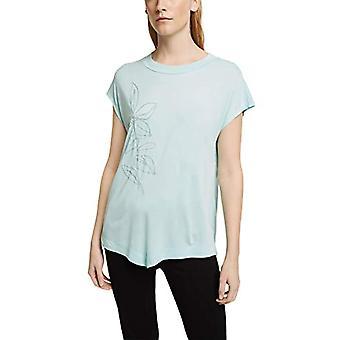 ESPRIT Collection 011EO1K306 T-Shirt, 480/Light Turquoise, XXL Women
