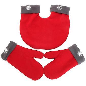 FengChun Weihnachten Liebhaber Paare Winter Handschuhe Valentinstag Geschenk