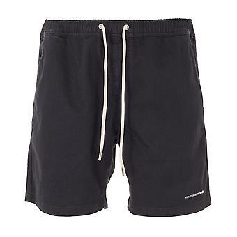 NN07 Gregor Sustainable Drawstring Shorts - Navy