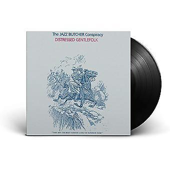 Jazzslaktkonspirationen – nödställda Gentlefolk Vinyl