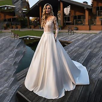 Sateng Brudekjole