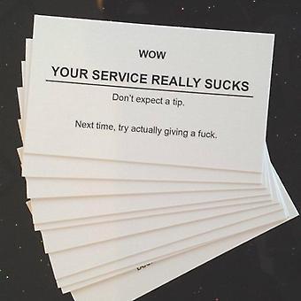 Ei vihjekorttia