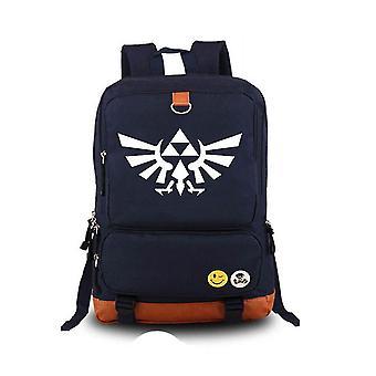 Zelda Lengend Schule Rucksack Leinwand Computer Tasche leuchtend