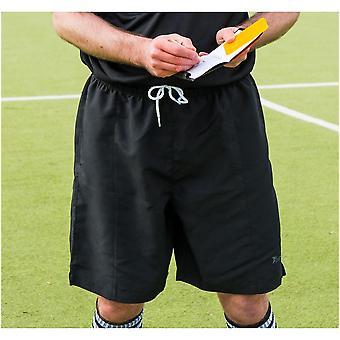 Präzisionsschiedsrichter Shorts Schwarz/Weiß 46-48inch