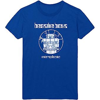 The Beastie Boys - Intergalactic Men's Large T-Shirt - Royal Blue