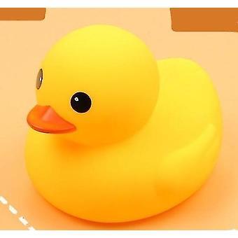neue 4.6x5.2 cm niedliche Gummi Ente Float Tier Spielzeug sm19017