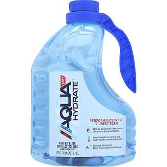 Aqua Hydrate Water Alkaline, Case of 4 X 1 GA