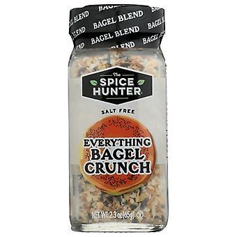 Spice Hunter Seasoning Evrytng Bagl Cr, Case of 6 X 2.3 Oz