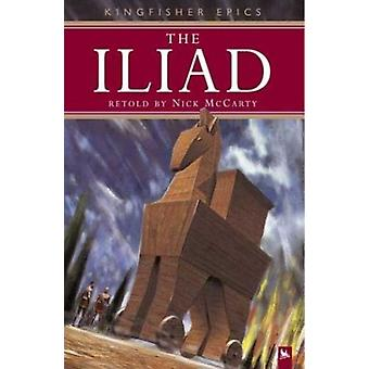 The Iliad by Illustrated by Victor G Ambrus & Retold by Nick McCarty
