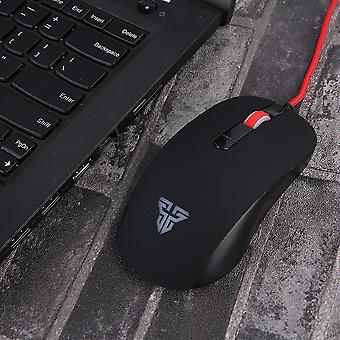 Fantech G10 2400dpi Led Optical Usb Wired Game Gaming Mouse For Pc Computer