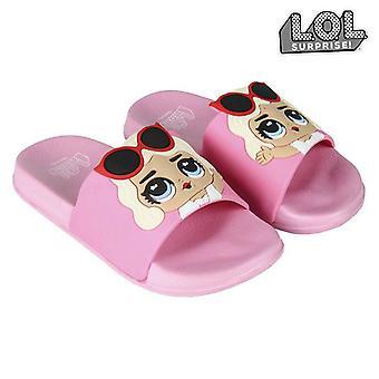 Flip Flops for børn LOL Overraskelse! lyserød