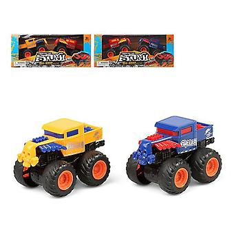 Set of 2 Vehicles Stunt 119725
