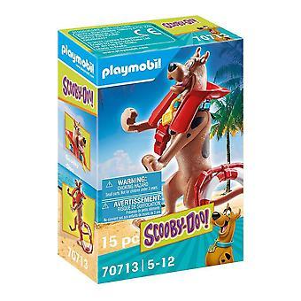Actiefiguur Scooby Doo Badmeester Playmobil 70713 (15 stuks)
