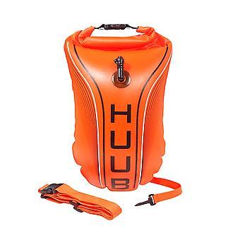 HUUB Swimming Swim Safety Protective Tow Float Aid Orange