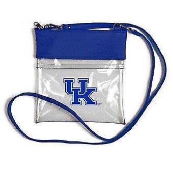 Kentucky Wildcats NCAA Clear Gameday Crossbody Purse