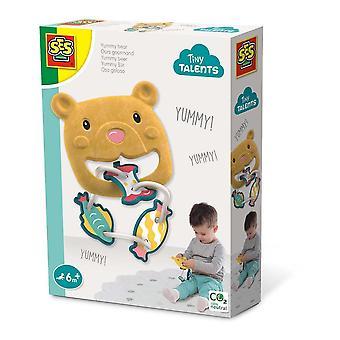 Tiny Talents Jouet D'ours délicieux pour enfants