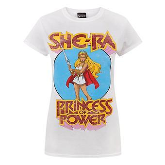 She-Ra Kvinder / Ladies Prinsesse af Power T-shirt