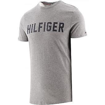 Tommy Hilfiger Gris Hilfiger Camiseta manga corta