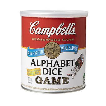 Tdc campbells crossword - alphabet dice game -  tdc campbells crossword - jeu de dÉs alphabet