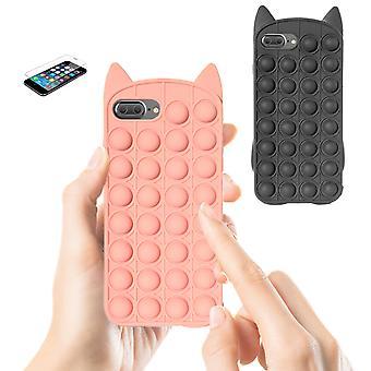 Iphone 6 Plus / 6s Plus - Shell / Bescherming / Pop It Fidget