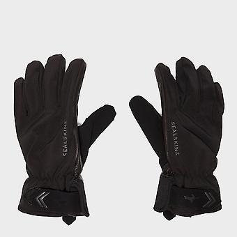 New Sealskinz Men's All Season Waterproof Gloves Black